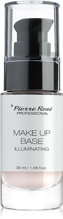 Illuminating Makeup Base - Pierre Rene Make Up Base Illuminating