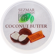 "Fragrances, Perfumes, Cosmetics Body Butter ""Coconut"" - Sezmar Collection"