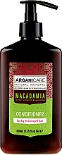 Fragrances, Perfumes, Cosmetics Macadamia Oil Hair Conditioner - Arganicare Macadamia Conditioner