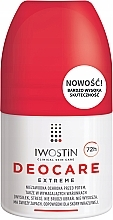 Fragrances, Perfumes, Cosmetics Antiperspirant for Men - Iwostin Extreme Roll-On
