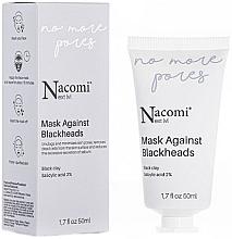 Fragrances, Perfumes, Cosmetics Blackhead Mask - Nacomi Next Level Mask Against Blackheads