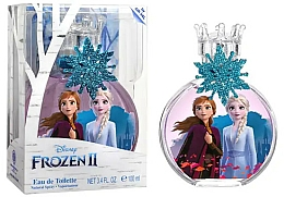 Fragrances, Perfumes, Cosmetics Air-Val International Disney Frozen II - Set (edt/100ml + acc)