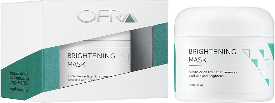 Brightening Face Mask - Ofra Brightening Face Mask — photo N2