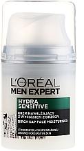 Fragrances, Perfumes, Cosmetics Moisturizing Birch Extract Cream for Sensitive Skin - L'Oréal Paris Men Expert Hydra Sensitive 25+