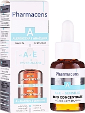 Fragrances, Perfumes, Cosmetics A and E Vitamins Duo Concentrate - Pharmaceris A A&E Sensilix Duo Concentrate
