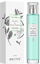 Fragrances, Perfumes, Cosmetics Allvernum Tea Leaf & White Woods - Eau de Parfum