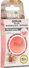 Fragrances, Perfumes, Cosmetics Regenerating and Nourishing Lip Balm - Bioteq Bio Lip Serum Regenerating and Nourishing
