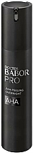 Fragrances, Perfumes, Cosmetics Overnight Peeling Cream - Babor Doctor Babor PRO AHA Peeling Overnight