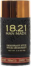 Fragrances, Perfumes, Cosmetics Body Deodorant - 18.21 Man Made Sweet Tobacco Deodorant