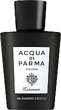 Fragrances, Perfumes, Cosmetics Acqua Di Parma Colonia Essenza - Shampoo-Shower Gel