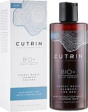 Fragrances, Perfumes, Cosmetics Men Anti Hair Loss Shampoo - Cutrin Bio+ Energy Boost Shampoo For Men