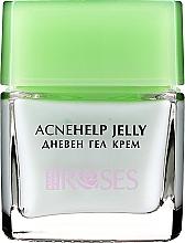 Fragrances, Perfumes, Cosmetics Tea Tree Day Gel Cream - Nature of Agiva Roses Acnehelp Jelly Daily Cream
