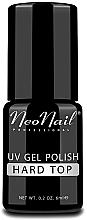 Fragrances, Perfumes, Cosmetics Gel Polish Top Coat - NeoNail Professional Hard Top