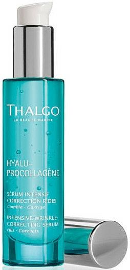 Face Serum - Thalgo Hyalu-Procollagene Intensive Wrinkle Correcting Serum — photo N2