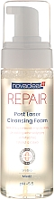 Fragrances, Perfumes, Cosmetics Post Laser Cleansing Foam for Face and Body - Novaclear Repair Post Laser Cleansing Foam