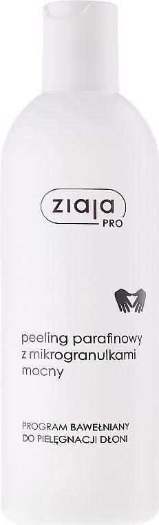 Paraffin Hand Scrub - Ziaja Pro Paraffin Scrub
