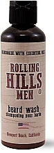 Fragrances, Perfumes, Cosmetics Beard Wash - Rolling Hills Men Beard Wash