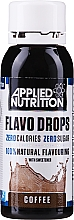 """Fragrances, Perfumes, Cosmetics Natural Food Flavouring """"Coffee"""" - Applied Nutrition Flavo Drops Coffee"""