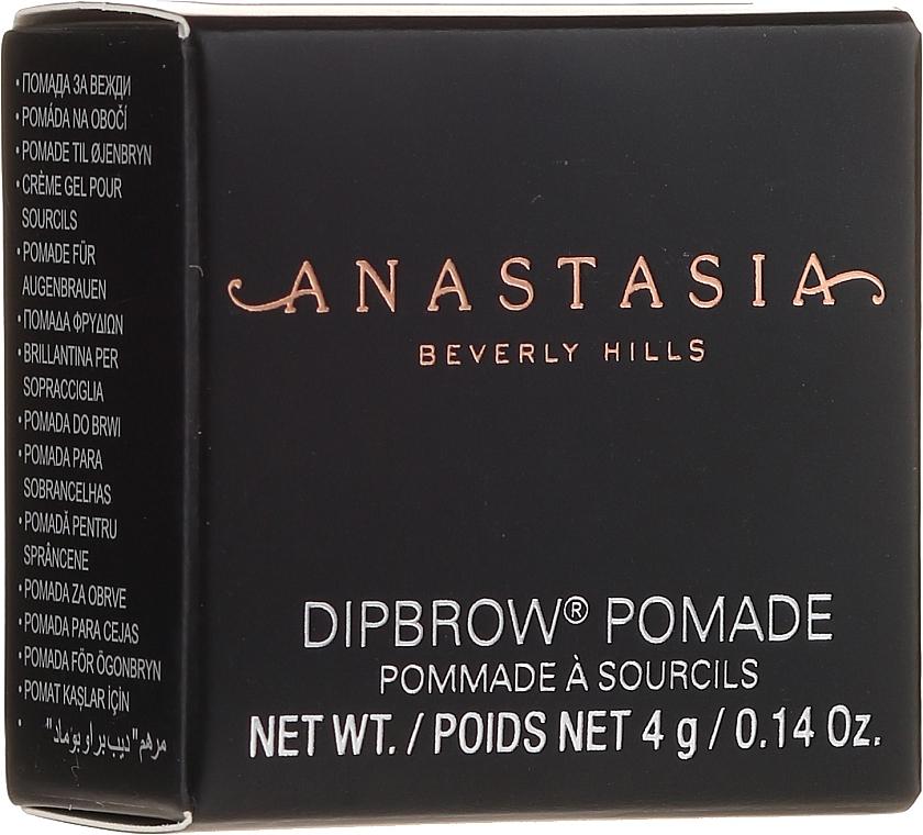 Brow Pomade - Anastasia Beverly Hills Dipbrow Pomade