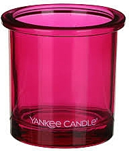 Fragrances, Perfumes, Cosmetics Tealight Votive Holder - Yankee Candle POP Pink Tealight Votive Holder