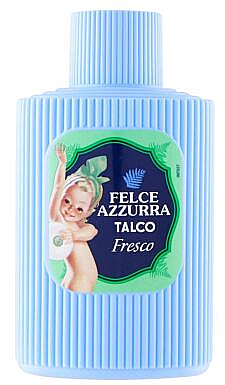 Body Talc - Felce Azzurra Fresh Talcum Powder