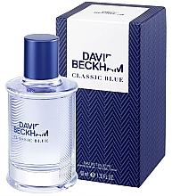 Fragrances, Perfumes, Cosmetics David Beckham Classic Blue - Eau de Toilette