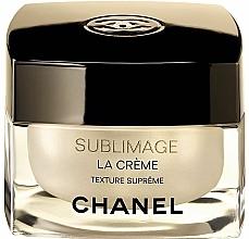 Anti-Aging Cream with Supreme Texture - Chanel Sublimage La Creme Texture Supreme — photo N1