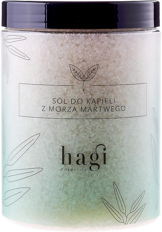 Dead Sea Salt for Bath - Hagi Bath Salt