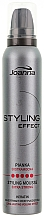 Fragrances, Perfumes, Cosmetics Extra Strong Hold Modeling Foam - Joanna Styling Effect Styling Mousse Extra Strong
