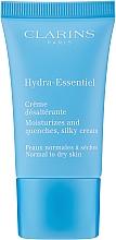 Fragrances, Perfumes, Cosmetics Normal and Dry Skin Moisturizing Cream - Clarins Hydra-Essentiel Normal to Dry Skin Cream