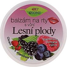 "Fragrances, Perfumes, Cosmetics Lip Balm ""Forest Berry"" - Bione Cosmetics Lip Balm Forest Fruit"