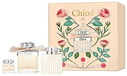 Fragrances, Perfumes, Cosmetics Chloe Eau de Parfum - Set (edp/75ml + b/lot/100ml + edp/mini/5ml)