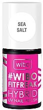 Fragrances, Perfumes, Cosmetics Hybrid Nail Polish - Wibo FitFreak Hybrid UV Nail Polish