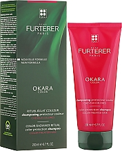 Fragrances, Perfumes, Cosmetics Color Protection Shampoo for Colored Hair - Rene Furterer Okara Color Protection Shampoo