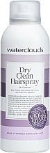 Fragrances, Perfumes, Cosmetics Hair Dry Shampoo - Waterclouds Dry Clean Violet Silver