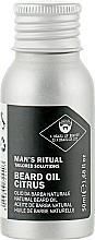 Fragrances, Perfumes, Cosmetics Citrus Beard Oil - Dear Beard Man's Ritual Beard Oil Citrus