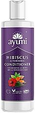 "Fragrances, Perfumes, Cosmetics Conditioner ""Hibiscus & Turmeric"" - Ayumi Hibiscus & Turmeric Conditioner"