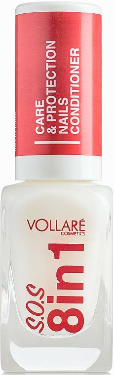 Nail Treatment - Vollare Cosmetics SOS 8in1