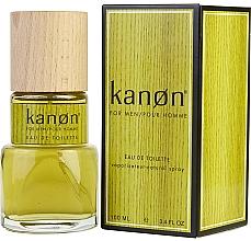 Fragrances, Perfumes, Cosmetics Kanon For Men - Eau de Toilette
