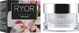 Fragrances, Perfumes, Cosmetics Caviar Eye Cream - Ryor Eye Cream With Caviar Extract