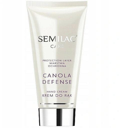Protective Hand Cream - Semilac Canola Defense Hand Cream