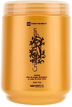 Fragrances, Perfumes, Cosmetics Deep Repair Hair Mask with Argan Oil & Aloe - Brelil Bio Traitement Cristalli d'Argan Mask Deep Nutrition