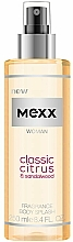 Fragrances, Perfumes, Cosmetics Mexx Woman Classic Citrus & Sandalwood Body Splash - Body Spray