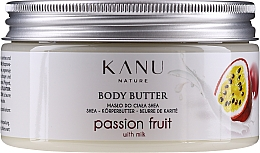 """Fragrances, Perfumes, Cosmetics Body Butter """"Passion Fruit"""" - Kanu Nature Passion Fruit Body Butter"""
