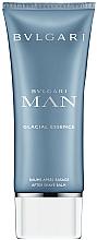 Fragrances, Perfumes, Cosmetics Bvlgari Man Glacial Essence - After-Shave Balm
