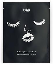 Fragrances, Perfumes, Cosmetics Foaming Charcoal Face Mask - Pibu Beauty Bubbling Charcoal Mask