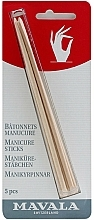 Fragrances, Perfumes, Cosmetics Manicure Orange Sticks - Mavala Manicure Sticks