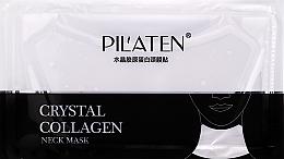 Fragrances, Perfumes, Cosmetics Collagen Neck Mask - Pilaten Collagen Crystal Neck Mask