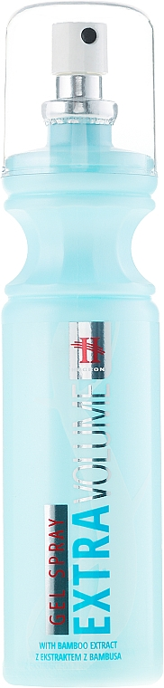 Volumizing Hair Gel-Spray - Tenex Hegron Gel-Spray Extra Volume