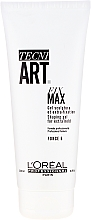 Fragrances, Perfumes, Cosmetics Extra Strong Hold Shaping Hair Gel - L'Oreal Professionnel Tecni-Art Fix Max Shaping Gel Force 6
